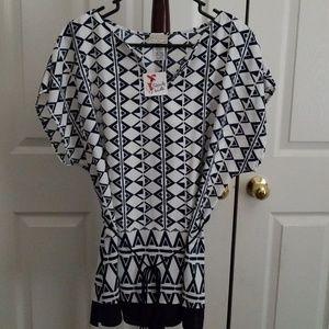 Perfectly Priscilla blouse